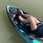 Pedal Kayaking Lady Bird Lake