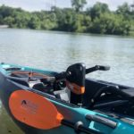 Pedal Kayak Rowing Dock