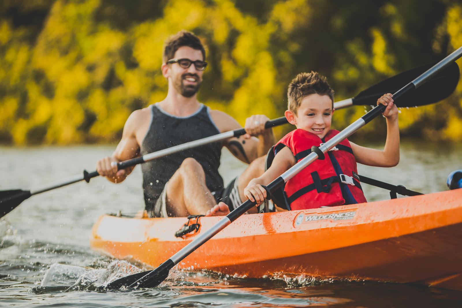 Austin Kayaking