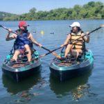 Pedal Kayak Rowing Dock Austin